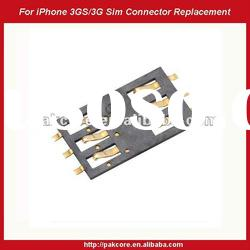 For iPhone 3GS Sim Card Connector Replacement
