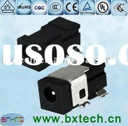 High-Performance DC Power Socket with Copper-Alloy Contact