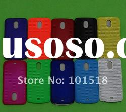 Hole Back Cover Hard Case for Samsung Galaxy Nexus i9250 (PayPal available)