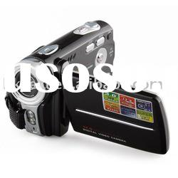 Hot consumer electronics digital video camera with USB/TV output