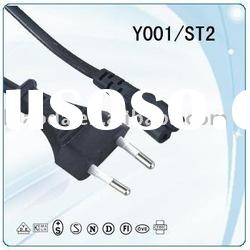 Laptop power cord,computer power cord,notebook power cord
