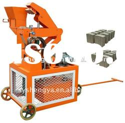 SY1-20 clay cement fly ash brick block machine