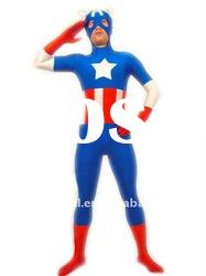 Super man carnival costume/super man fancy dress/halloween party costume(BSMC-0136)