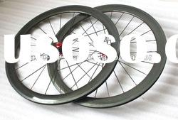 Top sale! 50mm clincher carbon road bicycle wheel