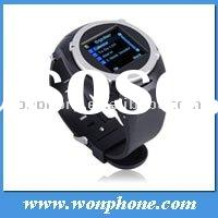Touch Screen MQ998 Watch Phone Quad-band with Bluetooth Camera