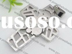 Wholesale polished cross Pendant, stainless steel Jewelry