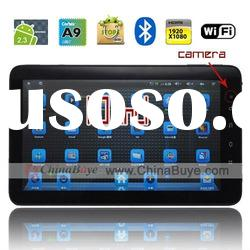 ZEPAD- 10.2 inch Capacitive Cortex A9 1GHZ 3G HDMI WIFI Bluetooth Android 2.3 Tablet PC