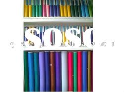 colorful self adhesive vinyl film for advertising/window/car/shop decoration