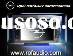 double din 7 inch digital screen car dvd player for Opel