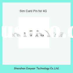 for apple iphone sim card connector 6 pin 4g paypal is accepted