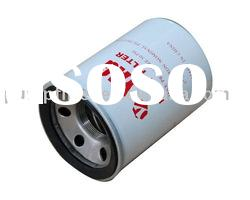 fuel dispenser pump filter with high-flow and low work pressure