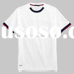 high quality 100% polyester short sleeve cooldry fashion men's t-shirt & sport wear