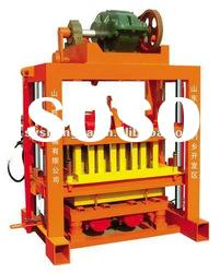 small concrete block making machines