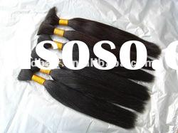 top quality! low price! free shipment ! 100% chinese remy human hair