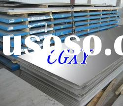 347 Hot Rolled/Cold Rolled Stainless Steel Sheet/Plate