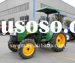 40-60HP Four wheel Farm tractor with EPA4 certificate