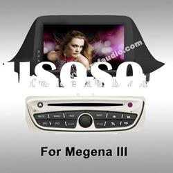 7 inch special Car DVD GPS Player For Renault Megena III