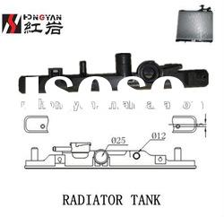 Auto Radiator Plastic tank as car parts for FIAT