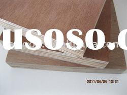 Commercial veneered Plywood board with high quality low price