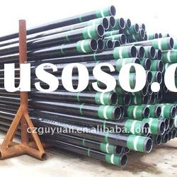 DIN st52 seamless carbon steel pipe