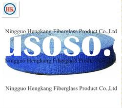 Heat resistant exhaust thermal wrap with different materials