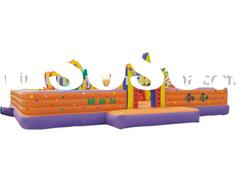 Large inflatable kids toys