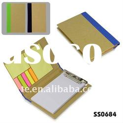 Sticky note book,ECO Friendly Note book,
