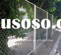 Tension Wire Chain Link Fence(Manufacturer)