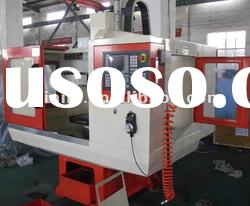 VMC 420L low costeducational/processing 4-axis vertival cnc machining center