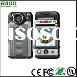 car dvr manufacturer with Full HD 270P car black box and 5.0 pixel