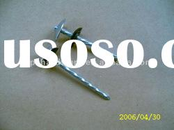 hot dip galvanized roofing twisted iron nail