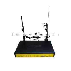 in vehicle pocket wifi router with wifi 4 lan ports 1 rs232 for bus fleet ip camera
