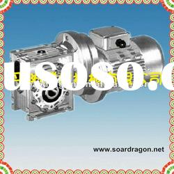 washing machinery worm gearbox motor