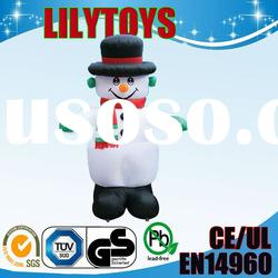 2012 hot-selling inflatable snomwan cartoon for (lilytoys)