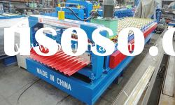 Color Steel Roof Panel Roll Forming Machine 1057