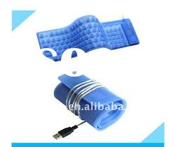 Fashion Silicone Keyboard for Laptop