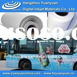 Inkjet Media, Self Adhesive Vinyl Film (Glossy), Car Warps, Printing Materials