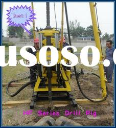 Special recommended !!! 22HP diesel engine small water well drill machine ,Model HF200