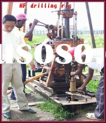 Special recommended !!! small mobile well drilling rig,Model HF200