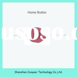 high quality home button pink for iphone 4g paypal is accepted