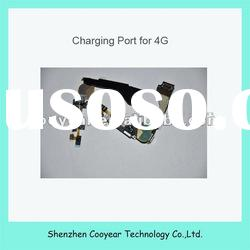 mobile phone charging port flex cable for iphone 4g original new paypal is accepted