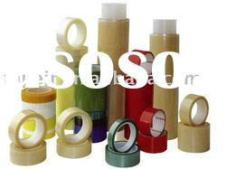 offer high quality Colored BOPP carton adhesive Tape for packing and sealing