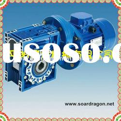packing machinery worm gearbox transmission
