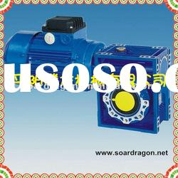 packing machinery worm gearbox with gears drive