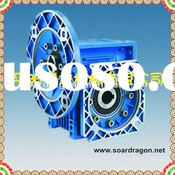 packing machinery worm geared motor