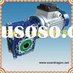 packing machinery worm reduction motor