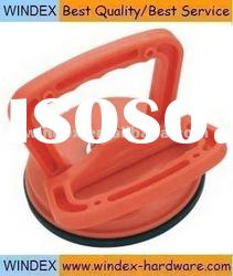 red color single claw glass holder