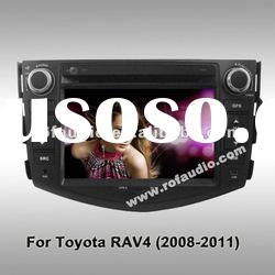 special car dvd gps for TOYOTA RAV4 one year guarantee