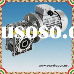 woodworking machine worm reduction motor