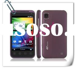 2012 MTK6575 4inch capacitive dual sim 5MP camera GPS WIFI Android 3G PHone GT G2